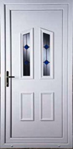 Synseal upvc stable door double glazed tilt and turn sash for New upvc door and frame