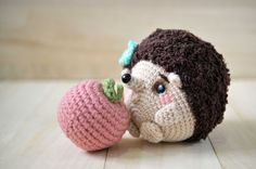 Hedgehog free pattern