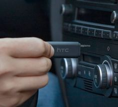 JOJO POST TECH GATE: OWN IT. HTC Bluetooth Music Streaming Stereo Clip Adapter.  Add it to your profile.
