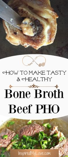 beef bone broth pho recipe