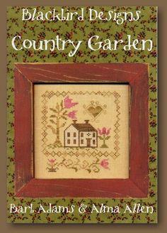 BlackBird Designs - Country Garden