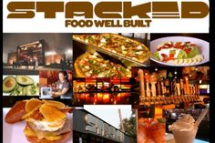 """STACKED-""""Think Outside The Menu Box"""""""