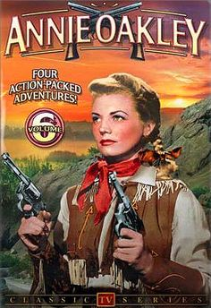 Image result for TV SERIES ANNIE OAKLEY