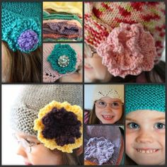 Plan for fall with knitted hats from #Walmart Mom, Amy.