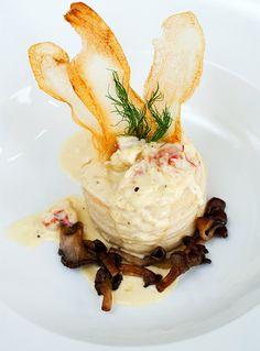 Lobster Vols-au-Vent