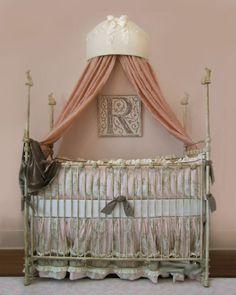 Custom Design BedCrowns - Nursery Inspiraton - Motherhood
