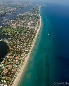 A1A in Palm Beach, via Flickr.