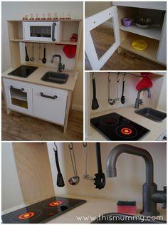 Ikea duktig schilderen