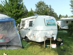 Camping on pinterest camping camping trailers and campers - Reformar caravana ...