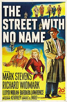 The Street with No Name (1948