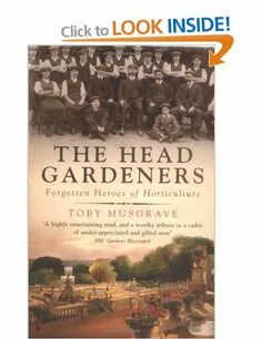 'The Head Gardeners: Forgotten Heroes of Horticulture' pays homage to #gardeners throughout the centuries that have contributed immensely to the #horticultural industry worldwide. This is a great read for #horticulturalists interested in learning about the #gardeners history has overlooked. http://bit.ly/1cFFgHg