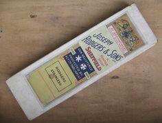 Joseph Rodgers & Son 1900 Diner Rarissimo Canivete Faca.