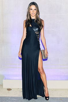 CR Fashion Book Magazine Launch at the Frick Collection -   Alessandra Ambrosio