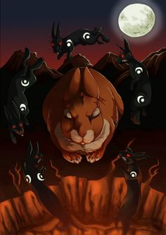 Watership Down fan art