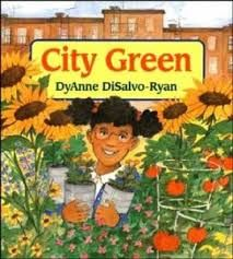 Marcy and Miss Rosa start a campaign to clean up an empty lot and turn it into a community garden.