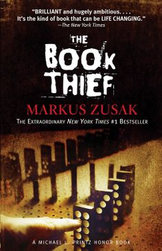 The Book Thief -  extremely powerful.  Extreme beauty in all the ugly.  Read it.