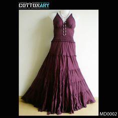 Eggplant Maxi Dress! love! maxi dresses, eggplant maxi