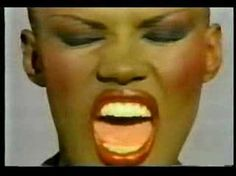 Homage to Bolt!!Grace Jones - My Jamaican Guy