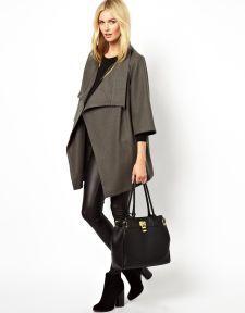 Isabella Oliver | Isabella Oliver Belted Wrap Jacket at ASOS