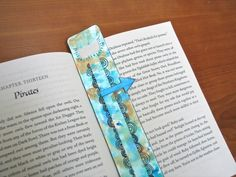 Printable Bookmark w/arrow to mark exact spot