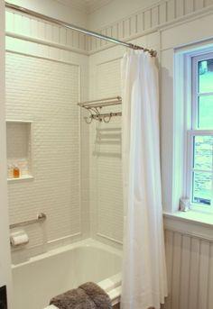 Hillsaide farmhouse contemporary bathroom san francisco by jma - Tile The Inn At Little Pond Farm Part Two 187 Talk Of The