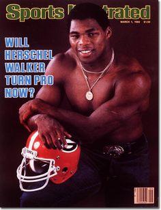 Herschel Walker - Georgia Bulldogs - #to2ne