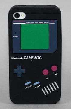 Game Boy iPhone 4/4S Case