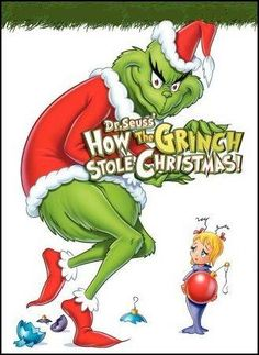 christma movi, how the grinch stole christmas, book, fave movi