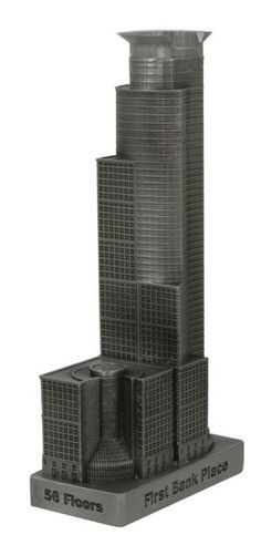One of my favorite buildings anywhere and definitely a favorite model too.