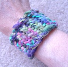 From Spool-Knitting to Loom Knitting