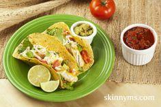 Oven-Crisp Tilapia Tacos