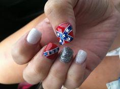 Country nails (Watershed nails next year)
