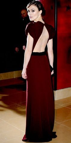 Keira Knightley-i want her gown!