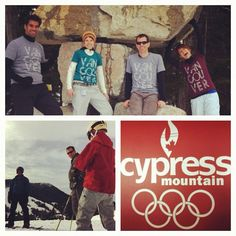 cypress mountain!