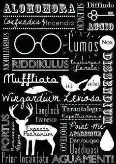 Harry Potter Spells!