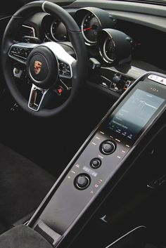 Porsche 918 Spyder I