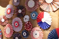Vintage Americana Inspiration - #munire #pinparty #MadeInUSA