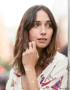 A Beauty Minute With Rebecca Dayan / Garance Doré