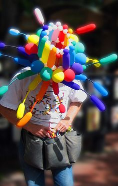 Hat Twist Balloon