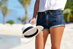 Panama hats are my new obsession