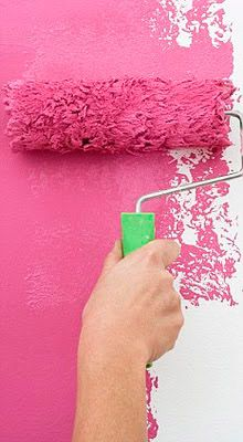 Going pink!  #pink #color #colours