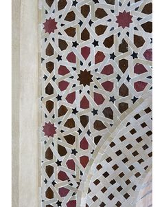 Global Decor Ideas - Tips for Global Decorating - House Beautiful  Detail Moroccan Tiled Fireplace