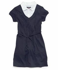 macy s little girls girls uniforms kids dresses schools uniforms ...