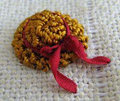 Trellis Stitch Hat