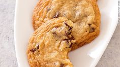 Perfect chocolate chip cookies (that happen to be gluten-free)