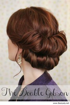 I might actually be able to do this with my thick hair