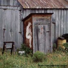 Angier-Fox.com – Image West Photography - Outhouses