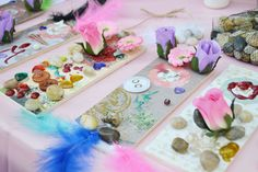 Fairy Garden Tea party
