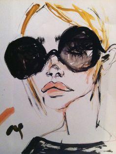 Blonde and black #blondelasagna By Blair Breitenstein