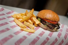 London Dirty Burger | Bloggokin.it